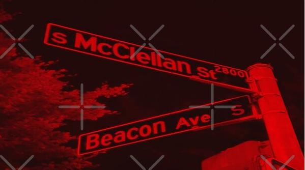 McClellan Street & Beacon Avenue, Seattle, Washington by Mistah Wilson