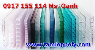Nhà phân phối tấm lợp lấy sáng thông minh polycarbonate chính thức tại Miền Nam - Sơn Băng ảnh 19