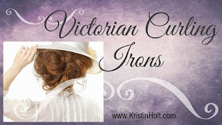 Kristin Holt | Victorian Curling Irons