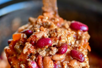 THE ULTIMATE CROCKPOT CHILI RECIPE