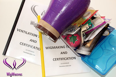 Lace WigTraining / Wigmaking  Training / Ventilation Training