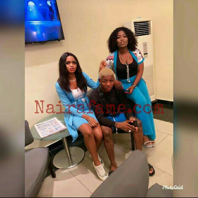 Audio Pregnancy: Davido's Accusers Hang Out With Small Doctor (Photos)