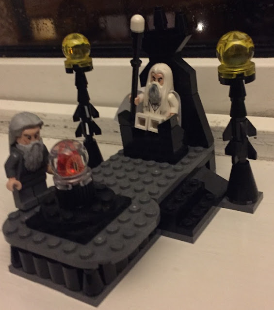 Lego Lord of the Rings Wizards' Battle