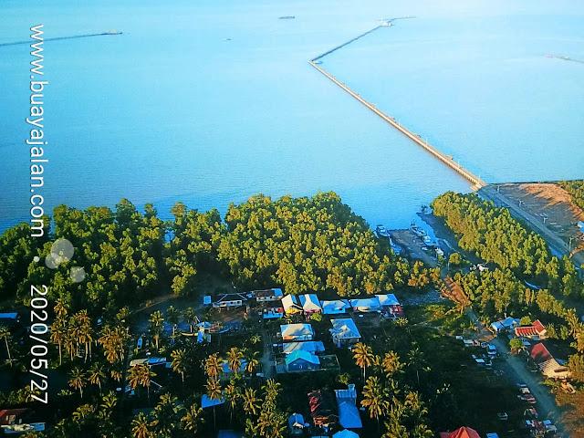 pelabuhan sungai nyamuk