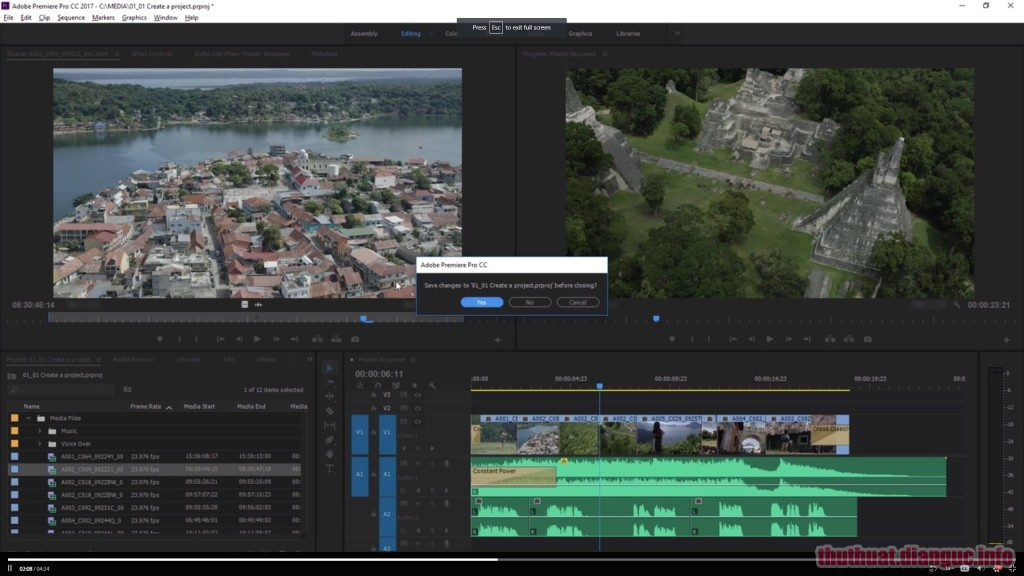 Download Adobe Premiere Pro CC 2019 v13.1.3.42 Full Crack
