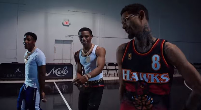 A Boogie Wit Da Hoodie - Beast Mode feat. PnB Rock & Youngboy Never Broke Again