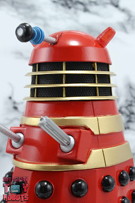 Custom Movie Red Dalek 01