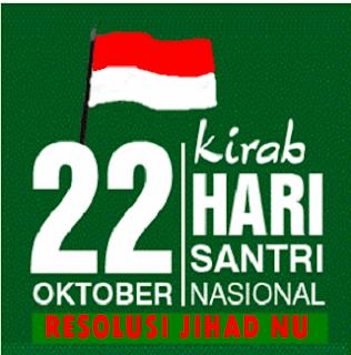 hari santri nasional 22 oktober