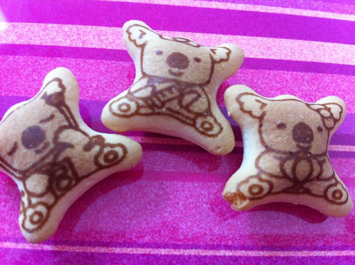 Resultado de imagem para koala doce japones