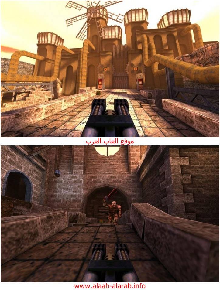 تحميل لعبة Quake Enhanced للكمبيوتر مجانا