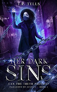 Her Dark Sins - a Young Adult Urban Fantasy by T.R. Tells book promotion sites