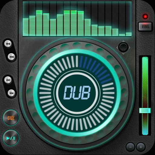 Dub Music Player (MOD, Premium)