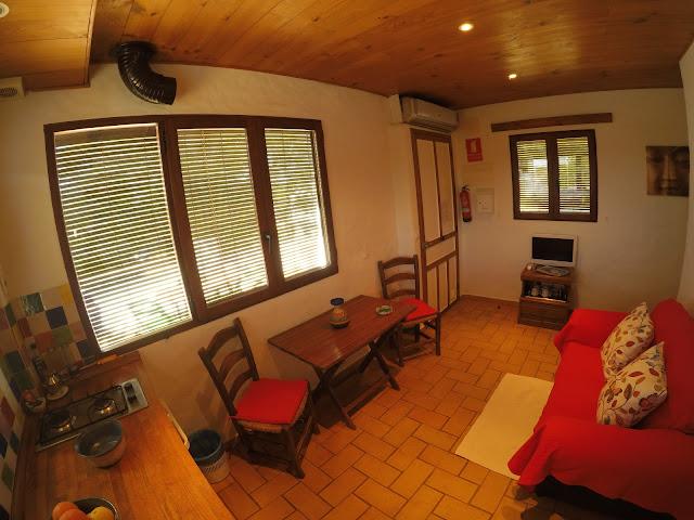 Mediterranea casa interior 3