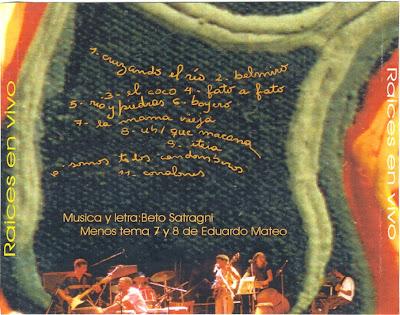 satragni,raices,1999