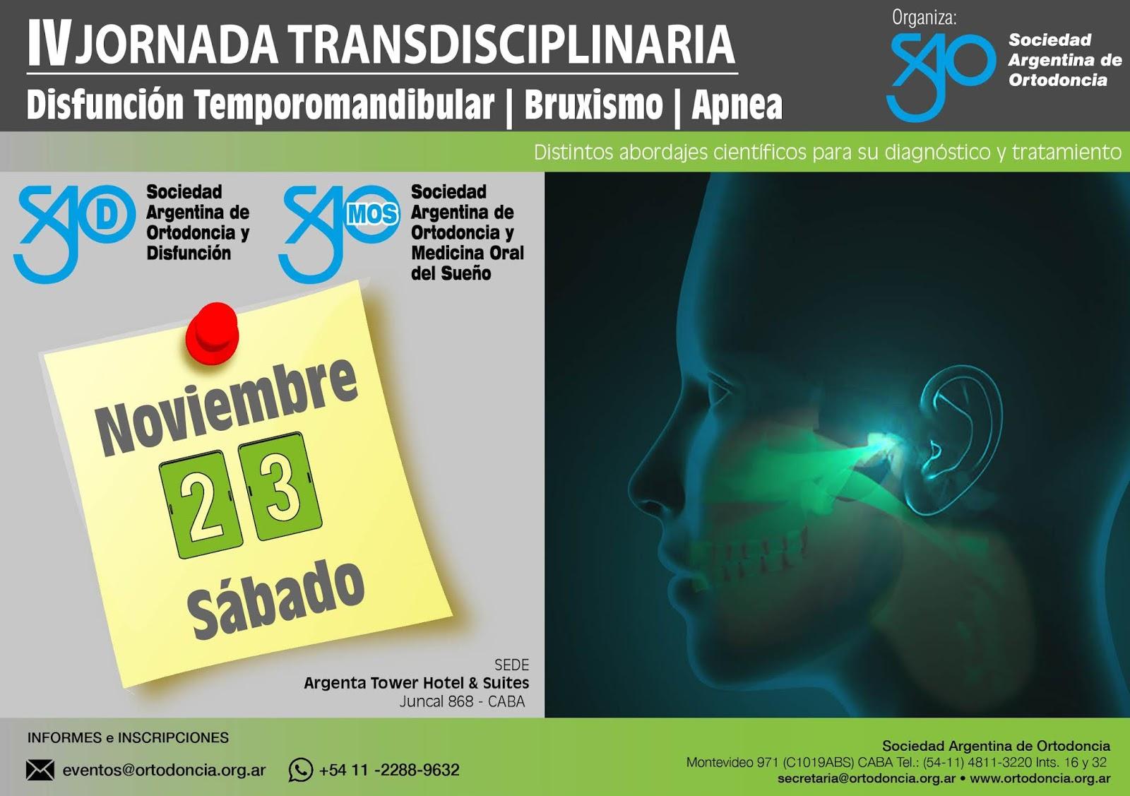 IV Jornada Transdisciplinaria