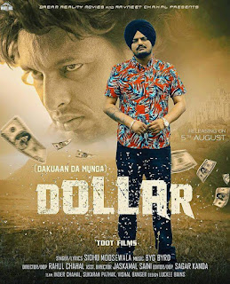 Dollar Sidhu Moose Wala Mp3 Download
