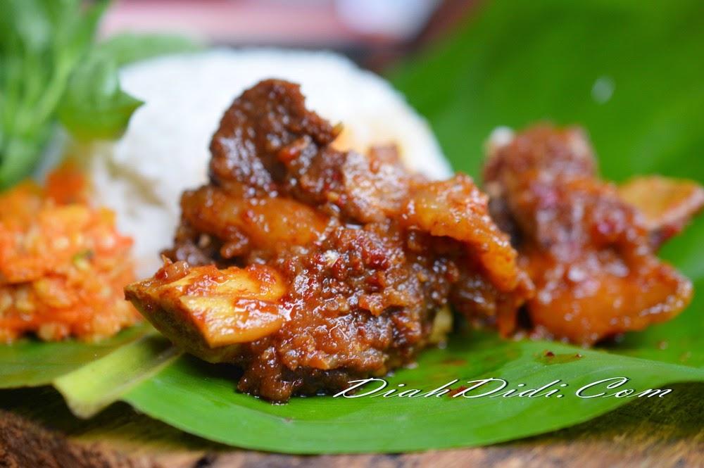 Resep Cake Pisang Diah Didi: Diah Didi's Kitchen: Iga Bumbu Bali