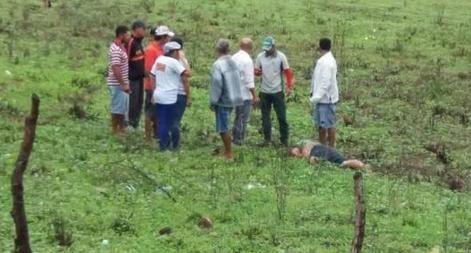 Em Batalha/AL,  agricultor morre após ser atingido por carro  desgovernado