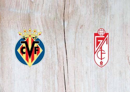 Villarreal vs Granada - Highlights 17 August 2019