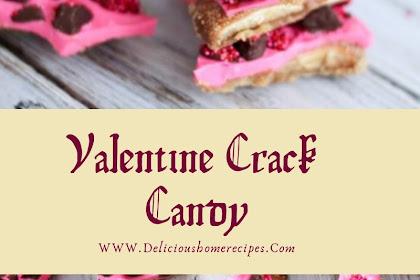 Valentine Crack Candy #valentine #candy