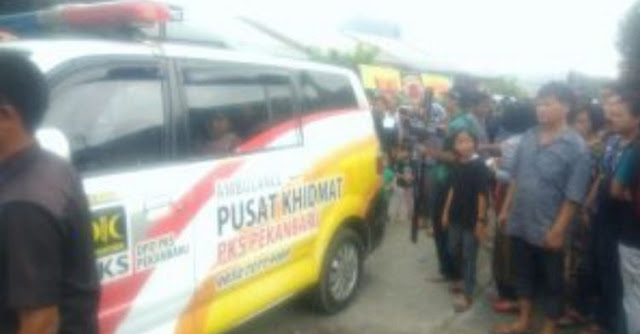 ambulans pks