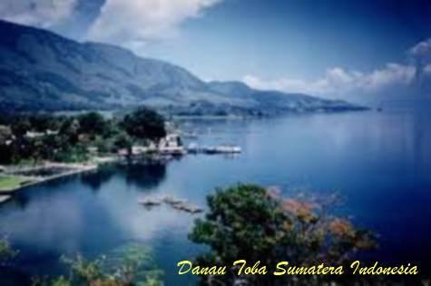 Gambar danau toba dan nama-nama danau di sumatera Indonesia