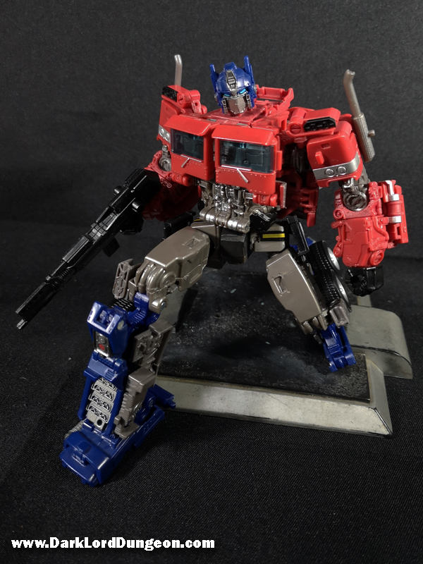 Transformers Bumblebee Studio Series Optimus Prime
