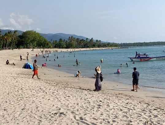 Pantai Daplangu Harga dan Fasilitas Pantai