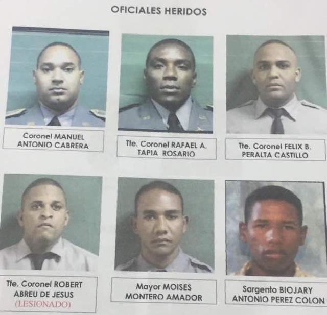 Detalles del enfrentamiento entre policías y asaltantes del banco Popular