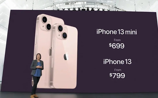 iPhone 13 and iPhone 13