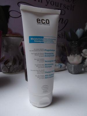 eco cosmetics hydratačný šampón