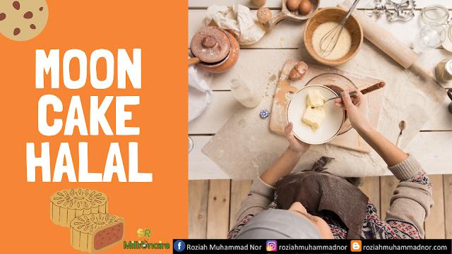Moon Cake Halal