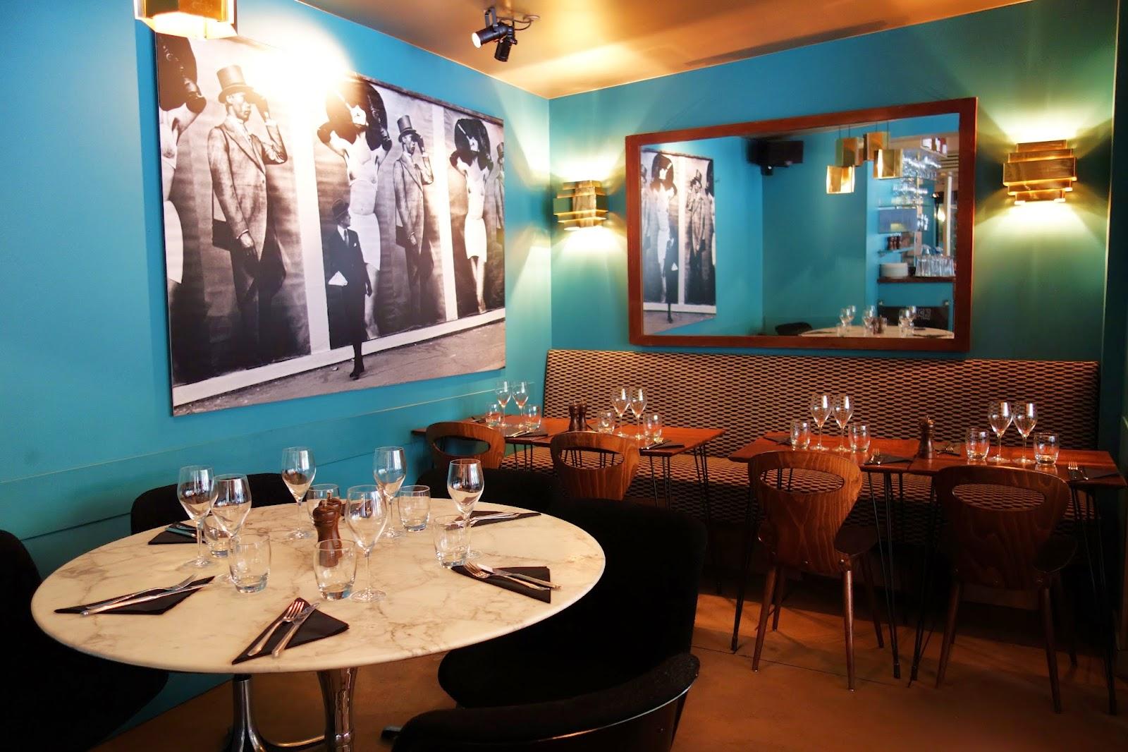 Chez Edgar Restaurant Paris