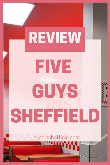 Five Guys Sheffield