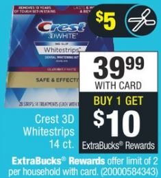 crest white strip cvs deal