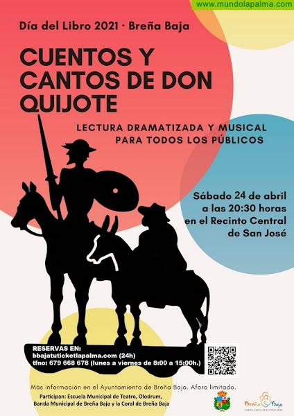 BREÑA BAJA: Cuentos y cantos de Don Quijote
