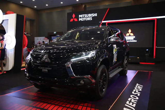 5 Kelebihan Mitsubishi Pajero Sport Rockford Fosgate Edition