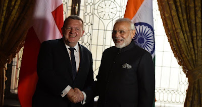 Cabinet approves MoU on Maritime issues between India and Denmark