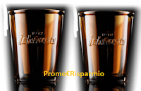 Logo Birra Ichnusa ti regala i bicchieri in vetro riciclato come premio certo