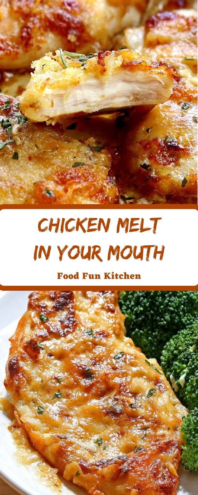 DELICIOUS CHICKEN MELT IN YOUR MOUTH