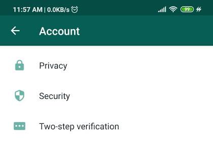 Cara aman melindungi Whatsapp agar tidak terkena hack