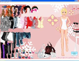 Celebrity Nude Dress Up Games 86