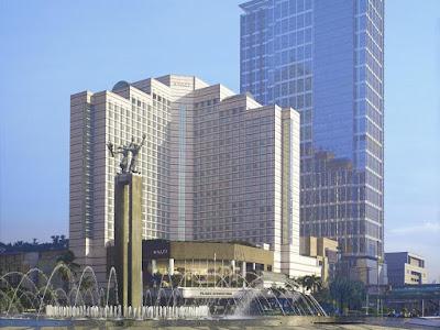 Staycation di hotel bintang lima yang ada di pusat ibu kota Jakart