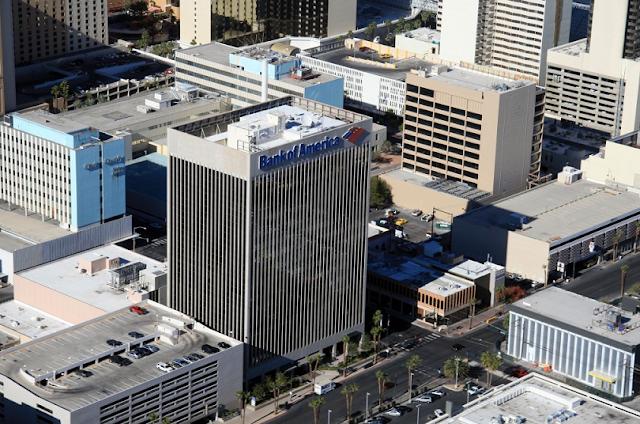 Horário de funcionamento dos bancos em Las Vegas
