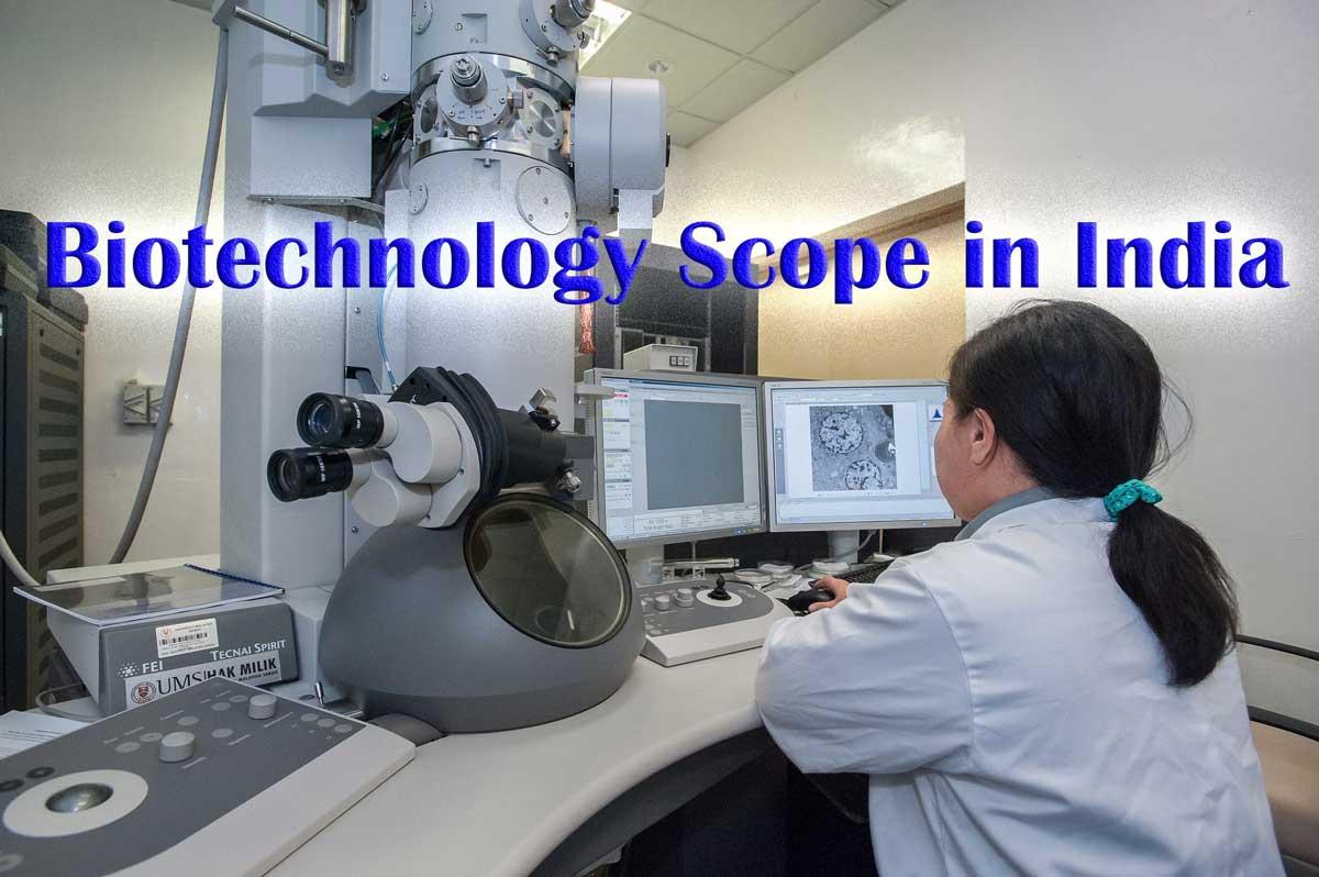 biotechnology scope