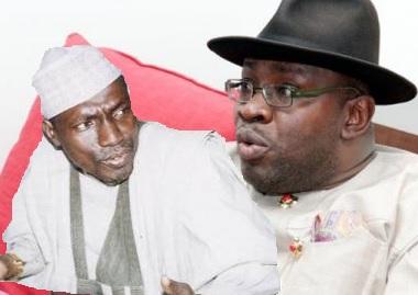 Makarfi and Governor Dickson Seriake