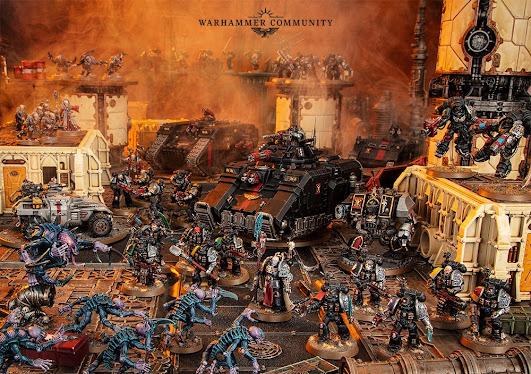 Códex: Deathwatch 9a edición