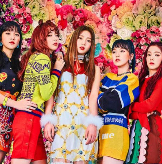 Red Velvet Return With Rookie!