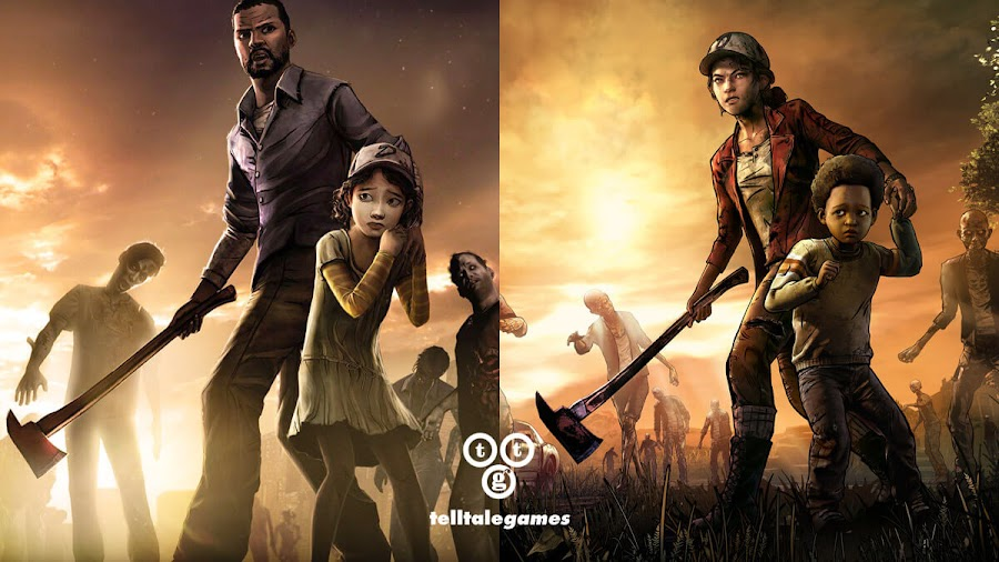 telltale's the walking dead video game series