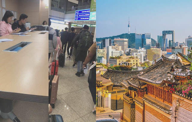 Travel Korea Balik Hari. Tidak Dibenarkan Memasuki Korea Tanpa Sebab